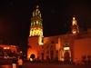 De noche...(à León)