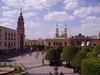 Plaza de los martires à León