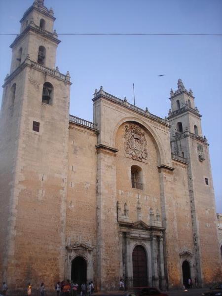 Cathédrale de Mérida