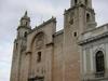La cathédrale de Mérida