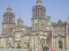 Cathédrale au Zocalo