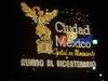 Mexico DF - Illuminations Place de la Constitution