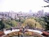 Vue d'ensemble de la ville de Mexico à partir du Castillo de Chapultepec