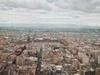 Belle vue de la ville de Mexico, un jour pas trop pollué