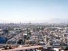 Autre vue sur la pollution de Mexico