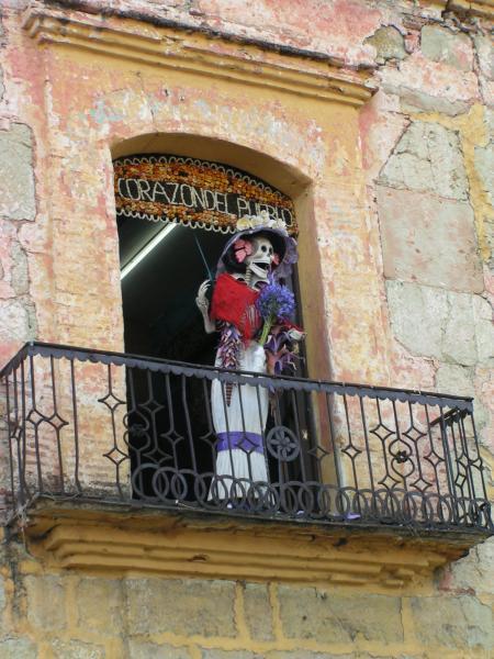 La Catrina (Oaxaca)