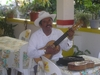Un vrai mexicain ! sur les bords du lac Catemaco