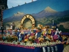Mexico, Zocalo, Jour des Morts, autel special