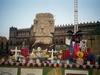 Mexico, Zocalo, Jour des Morts