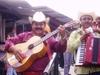 Los Mariachis de la gare de Divisadero