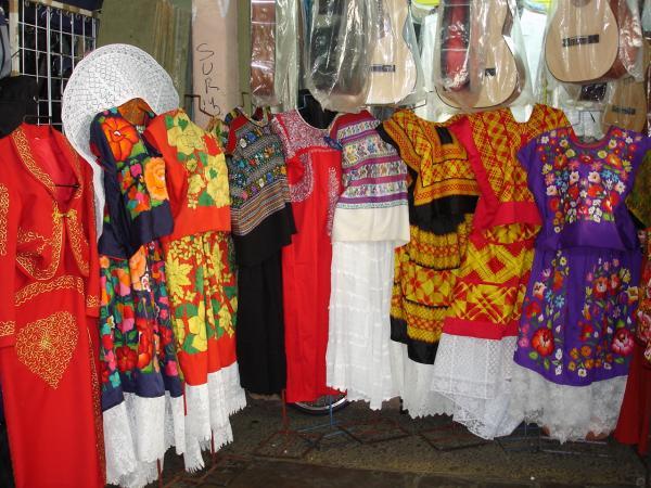 Marché de Oaxaca