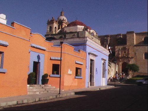 Oaxaca - centre ville