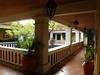 La beauté de l'hotel Parador del Dominico.