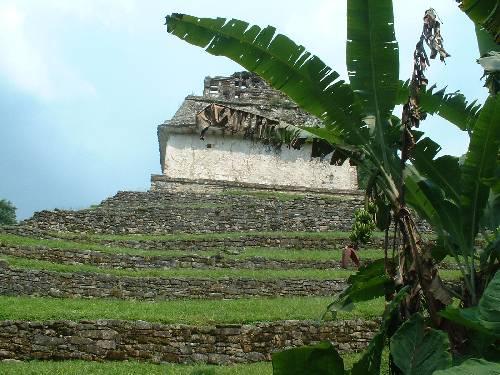Le site de Palenque...