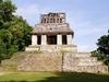 Le site de Palenque vide et ensoleillé !