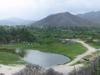 Vista panoramica de Maruata, Michoacan