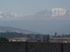 Sommets enneigés a Toluca