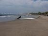 La playa Azul