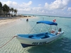 Plage a Isla Mujeres