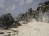Plage déserte de Tulum