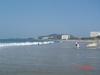 La superbe plage d'Ixtapa