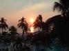 Coucher de soleil à Ixtapa