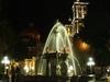Zocalo de noche, Puebla