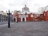 Une église de Puebla
