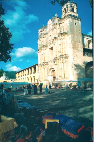 Le marché de San Cristobal