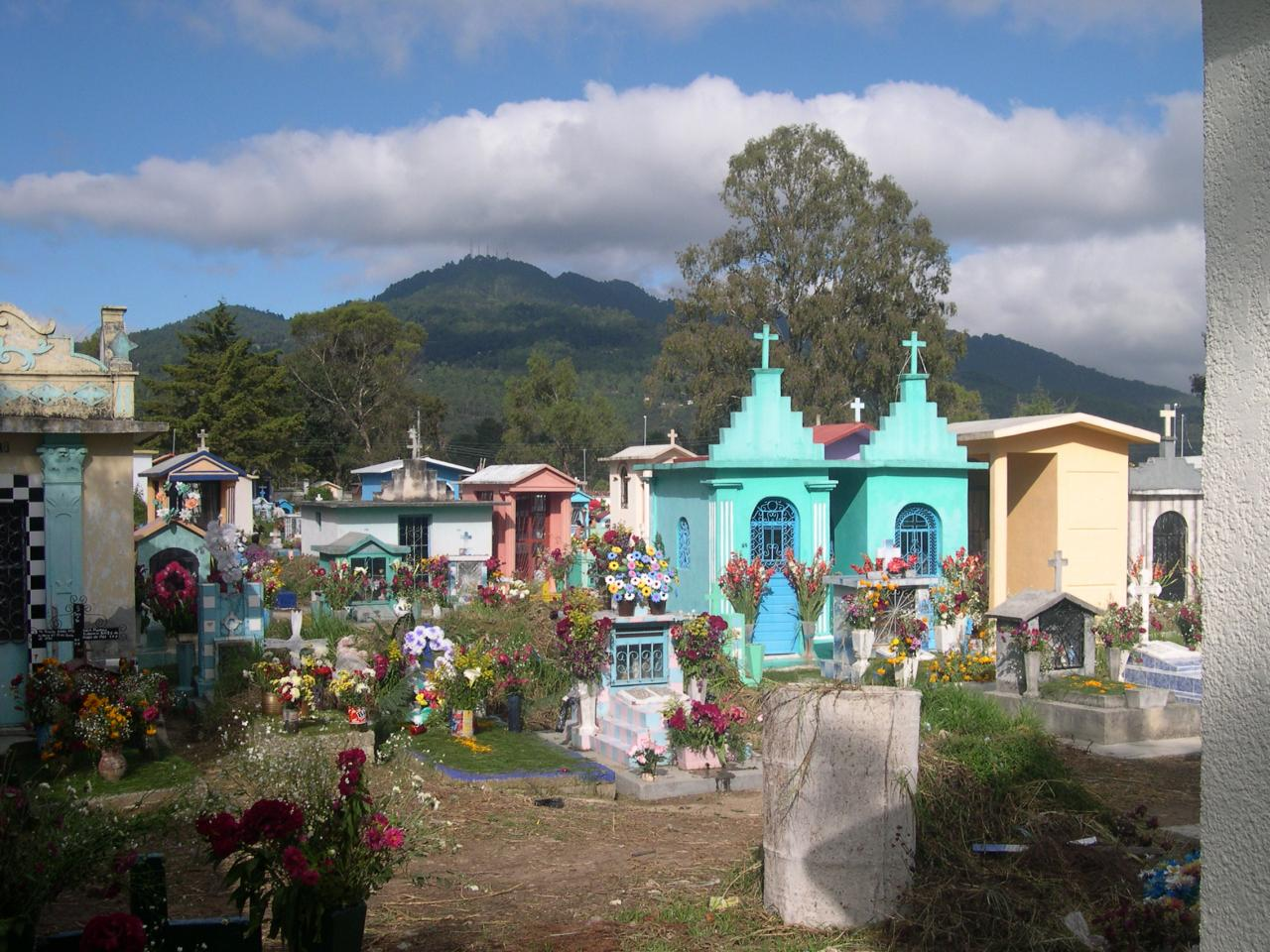 Cimetierre de San Cristobal de las Casas