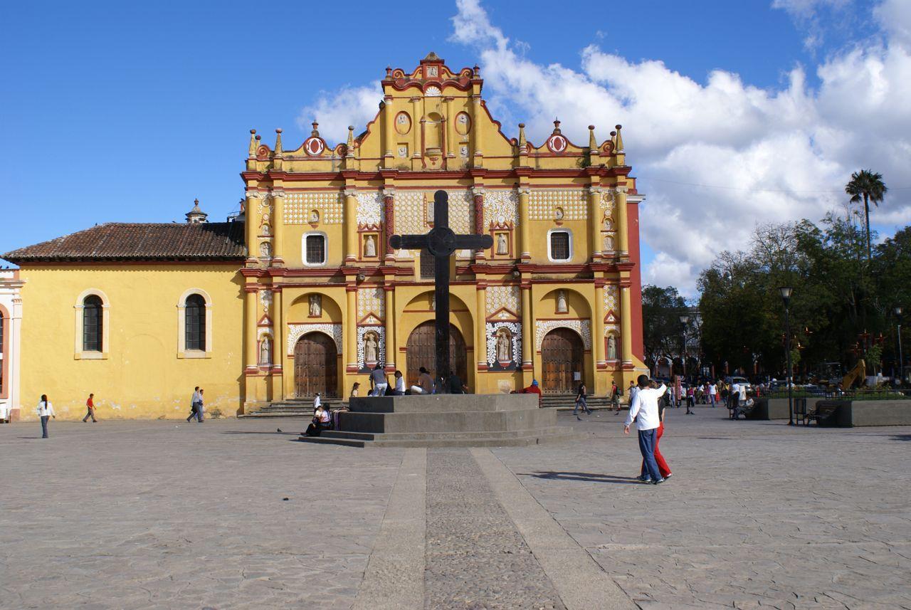 Cathédrale de San Cristobal