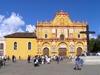 San Cristobal. Le zocalo