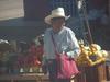 Un mexicain typique de San Cristobal au marché