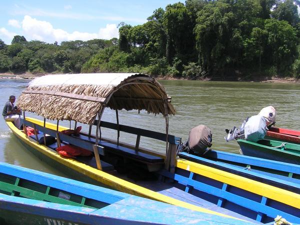 Rio Usumacinta.