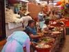 Les couleurs lumineuses du marché de Cholula