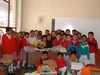 Salle de classe à Tampamolon