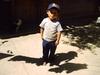 Enfant dans un village du Chiapas