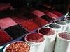 Grande sélection d'épices