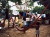 Famille de mexicains pauvres