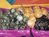 Des friandises traditionnelles sur les marchés mexicains