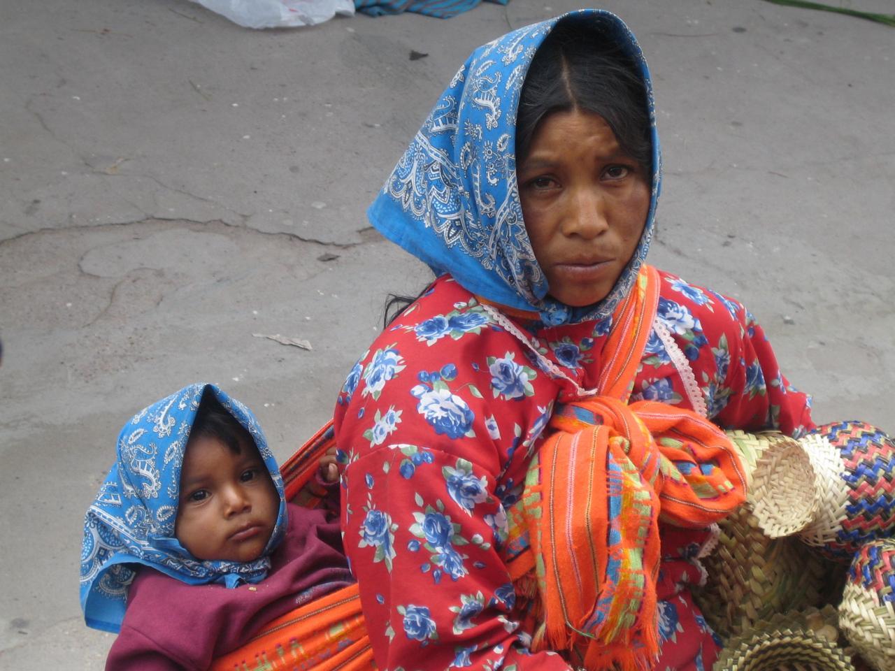 Les indiens Tarahumaras