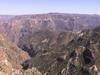 Le canyon de la Barranca del Cobre