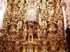 L'autel de l'église Santa Prisca à Taxco.