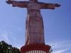 Jésus qui protège et surplombe la ville de Taxco.