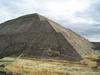 Escalade de la Pyramide du Soleil