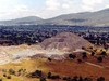 Teotihuacan, la pyramide du soleil
