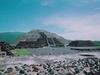 La fameuse pyramide de la Lune à Teotihuacan