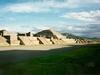 Les pyramides de Teotihuacan
