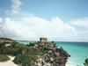 Tulum - entre citadelle et mer turquoise