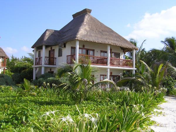 Un des bungalows